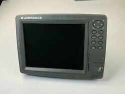 Lowrance Lcx-113c Waterproof Marine Gps And Chartplotter With Sounder Head Only