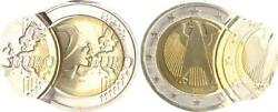 Germany Currency Coin 2011 D, Lack Coinage, Double Prfr