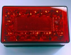 205-00162-na Led- Rh Submersible Trailer Tail Light - 6 X 3 1/2