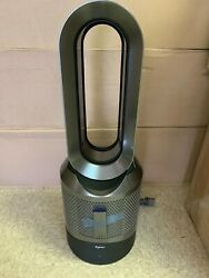 Dyson Hp01 Pure Hot + Cool Purifying Heater And Fan - Black / Nickel