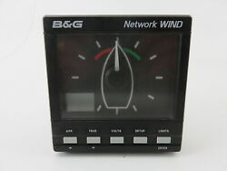 Bandg Brookes And Gatehouse 611-00-007 Network Wind Lcd Display Unit 360anddeg