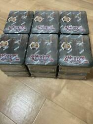 Yu-gi-oh English Version Out Of Print Demon Diar Tin Cans 12 Pieces