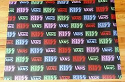 Kiss Band Solo Albums Shoes 30x41 Store Window Promo Display 2008 Poster