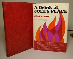 A Drink At Joeland039s Place By Jess Moody 1967 Word Books Hardcover Fiction Vintage