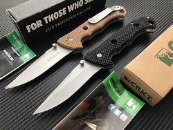Lot Of 2 Crkt 7904 Folding Knives Made In China
