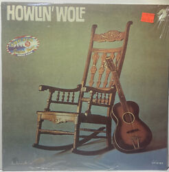Howlin' Wolf Howlin' Wolf Chicago 26 Golden Years Sealed Old Stock Lp 1984