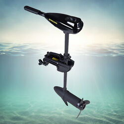 58lb Electric Trolling Motor Outboard Engine For Fishing Boat Kayak Durable Ce