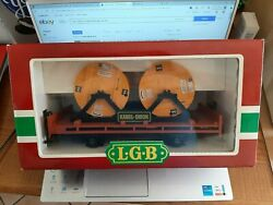 Lgb G Guage Trains Made In West Germany 4002 Kabel Union Reel