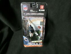 Robbie Gould Mcfarlane Chicago Bears  Of Only 2500 Abc Ball Boys
