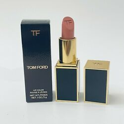 Tom Ford Lip Color 12 Nude Vanille New In Box 0.1 Oz