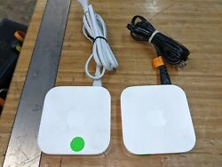 Lot Of 2 Apple Airport Express A1392 Wifi Routers