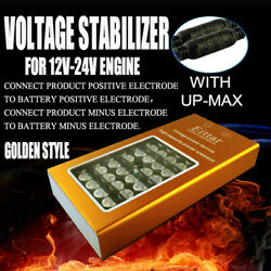 Voltage Stabilizer Battery Power Condenser Charger For Boxster Cayenne Cayman
