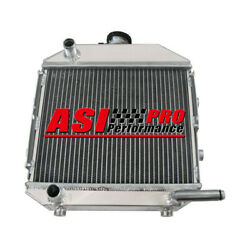 Tractor Aluminum Radiator For Ford Compact 1300 Engine/sba310100211 Aftermarket