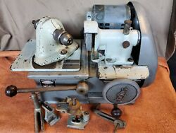 Sioux 624 Valve Refacer Face Grinder Grinding Machine Seat