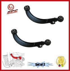 Spc Rear Adjustable Control Arm Camber Pair For Honda Civic Insight 67467