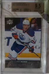 2015-16 Upper Deck - Connor Mcdavid Young Guns Rc Rookie 201 - Bgs Graded
