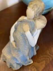 Willow Tree The Quilt Sculpted Hand Painted Figure