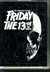 Friday The 13th -the Complete Tv Series Box Set 17 Disc Set 1987-90 / 2018 [p1]