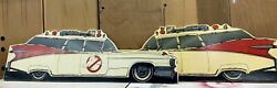 Original Vintage 1984 Ghostbusters Ecto-1 Youth Bed Rare