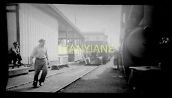 Hw056 Wwii Military Hawaii Negative Month Proceeding Pearl Harbor Train Station