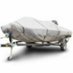 Bass Tracker Pro Team Sportsman 600 Denier Boat Cover For 18and039 - 20 And039 Boats