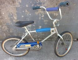 Previously Owned Vintage Team Murray Bmx Bicycle - Chromed