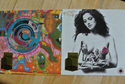 Red Hot Chili Peppers The Uplift Mofo Party Plan Lp + Mothers Milk Lp Ltd Vinyl