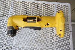 Dewalt Dw960 3/8 Right Angle Drill Driver Cordless 18 V Tool Only No Battery