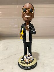 Rare 2021 Snoop Dogg 7 Corona Beer Bobblehead - Mint In Box Highly Collectible