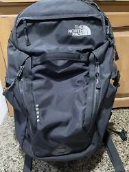 The Surge Backpack Tnf Black Excellent Preowned No Signs Of Use