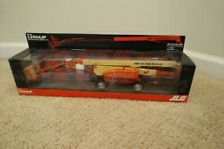 Brand New Jlg Model 1250ajp 132 Scale Die-cast Articulating Boom Lift Collectib