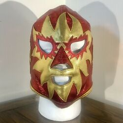 Mexican Wrestling Mask Of Lucha Libre Pro Mask Mil Mascaras Santo Rey Mysterio