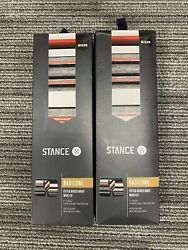 """Brand New 2 Pairs Of Stance Men's Fitted Butter Blend """"covert"""" Boxers Medium"""