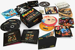 50 Years Anthology 1970-1976 9cd/2dvd By Focus