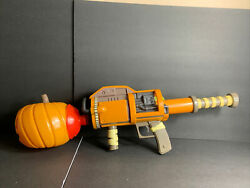 Fortnite Pumpkin Launcher By Epic Games 2018 Cosplay Costume Toy