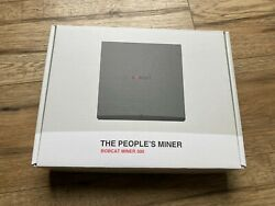 Bobcat Helium Cryptocurrency Miner 300- New In Hand- Us 915