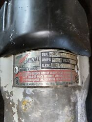 Milwaukee Super Heavy Duty Sawzall 6527 8.0 Amps 120 60 Hz Works Cord Taped