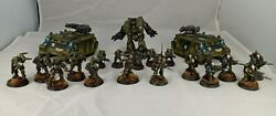 40k Raptors Chapter Recon Strike Force Forgeworld Pro Painted