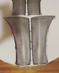 1940 Ford Deluxe Grill Halves