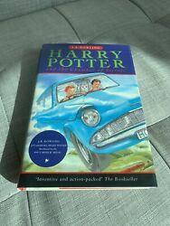 Harry Potter And The Chamber Of Secrets Jk Rowling Bloomsbury First Print