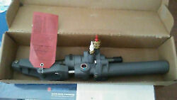 Oem Mercruiser 8m0063382 Pwr Steering Cylinder With Quick Connect Fittings