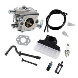 Carburetor Stihl 021 023 025 Ms210 Ms210 Ms250 Ms230 Chainsaw Air Filter Tune Up