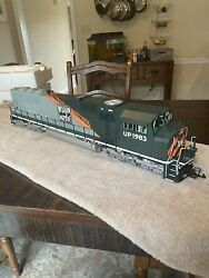 Perfect Usa Trains R22617 Up Western Pacific Sd70 Mac Diesel G Gauge For Lgb