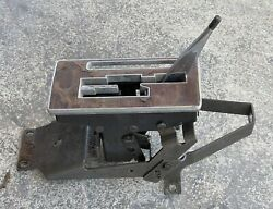 Vintage Original Hurst Dual Gate Shifter Automatic His And Hers Auto Gto 442 Goat