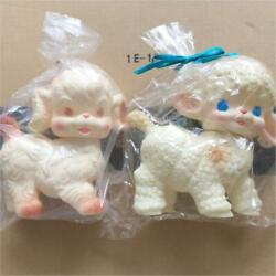 New Soft Vinyl Figure Sun Rubber Doll Lamb Puppy Puppy Limited Extremely Rare