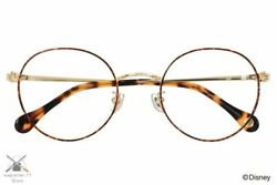 Disney Collection Hands Series Mickey Mouse Model Glasses Zoff Boston Brown