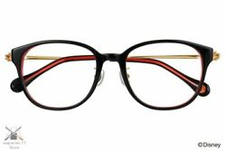 Disney Collection Hands Series Mickey Mouse Model Glasses Zoff Wellington Black