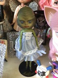 Mab Graves Gilly Doll - Sold As Is. Comes With Wooden Boxstand Coa