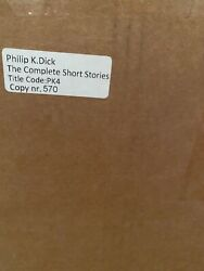 Folio Society Limited Edition.collected Short Stories.pk Dick