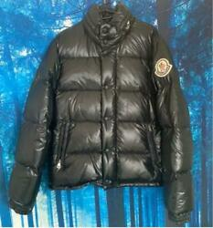 Moncler Down Jacket Size M Everest Big Silhouette 2 Used In Japan No.1224